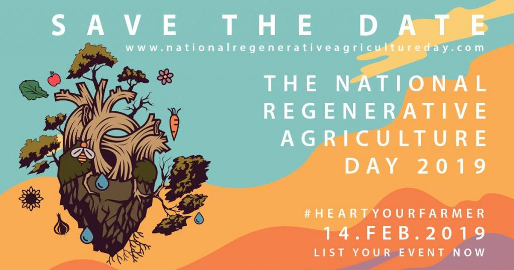 national regenerative agriculture day