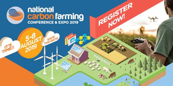 Registration are open for 2019 Carbon Farming Conference