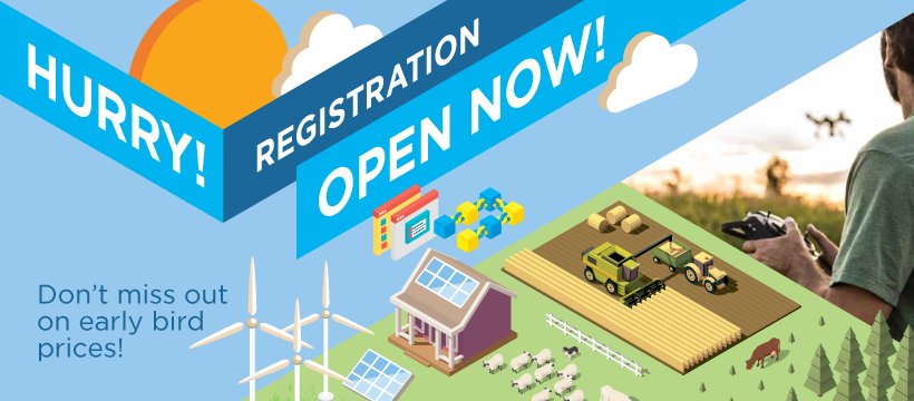 Register NOW for the National Carbon Farming Conference & Expo