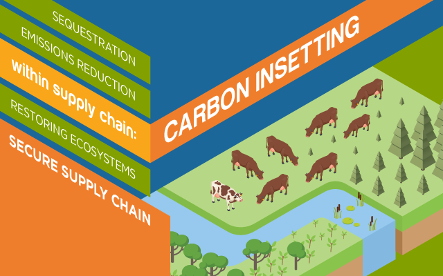 carbon-insetting