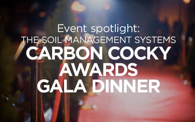 The National Carbon Cocky Awards Gala Dinner
