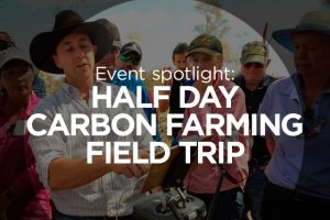 📣 Event spotlight! 📣 Join us for the Half Day Carbon Farming Field Trip!